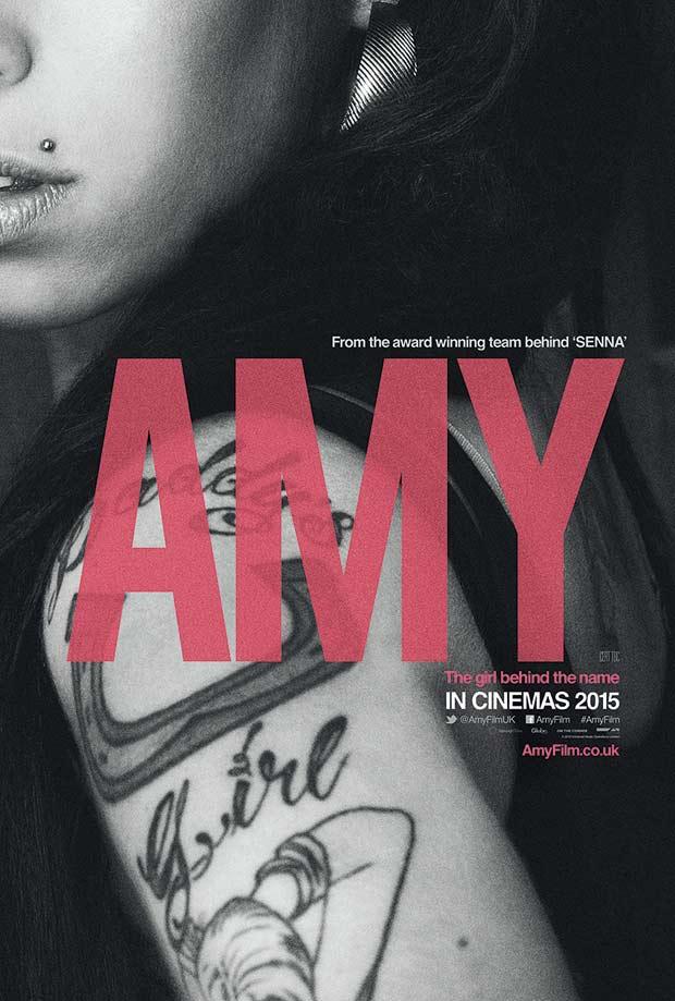 Amy estreia nos cinemas britânicos no dia 3 de julho