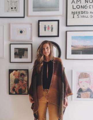 Instagram da Luisa Meirelles