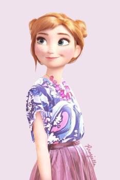 Anna, so cute <3