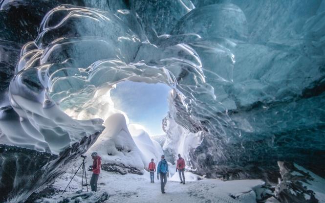 Kristal Ice Cave
